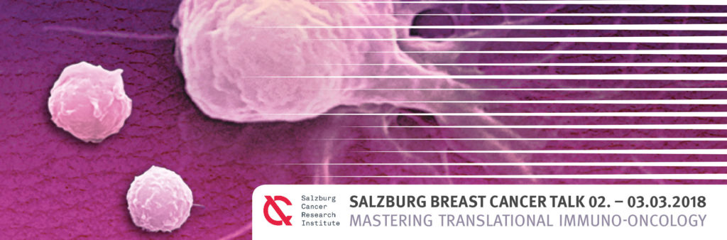 Banner Salzburg Breast Cancer Talk