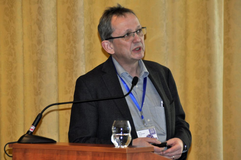 Prof. Sedlmayer - GI Cancer Summit 2018