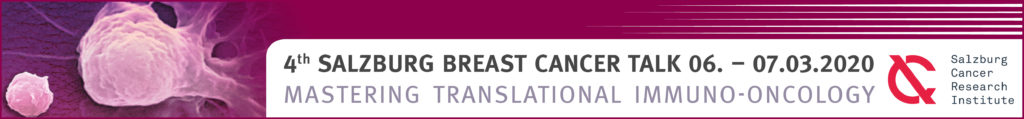 Banner Salzburg Breast Cancer Talk 2020